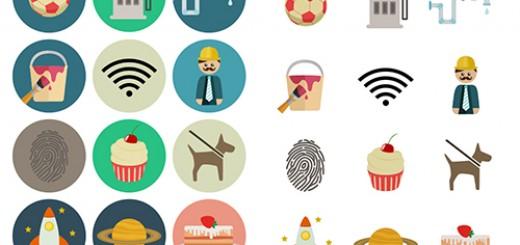 60-free-flat-icons