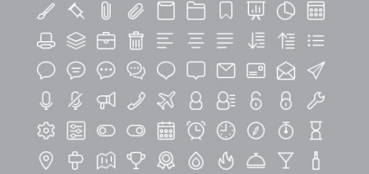 220 free psd icons