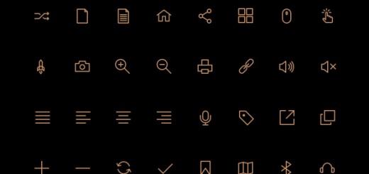 80 free crispy icons