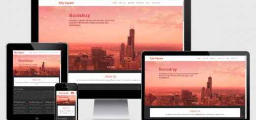 city-square-free-html-template