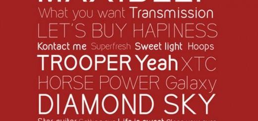 free font Kirvy