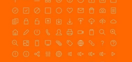 Essential-Free Icons for UI Building