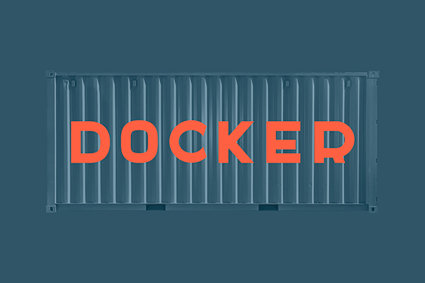 Docker-free font