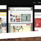 Timber-free Bootstrap template