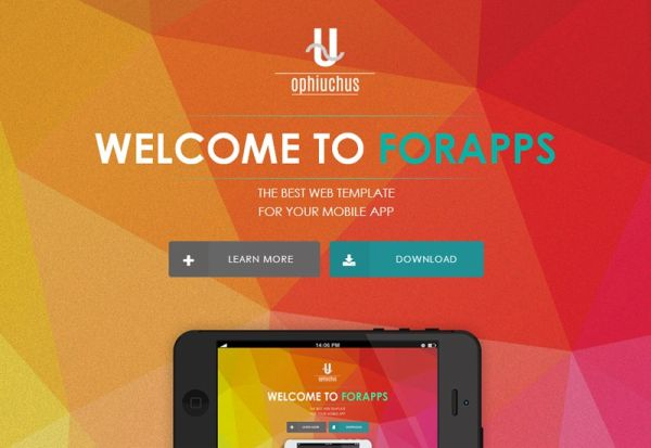 Ophiuchus-free bootstrap template