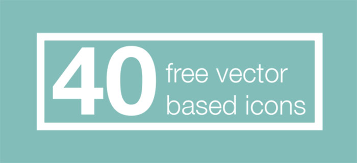 40-free-vector-based-icons-feaured