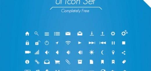 60 free UI icons