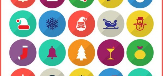 100 Free Merry Christmas icons
