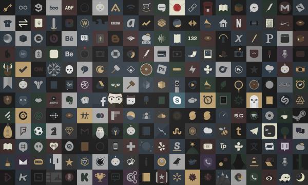 Odin-free IOS icons