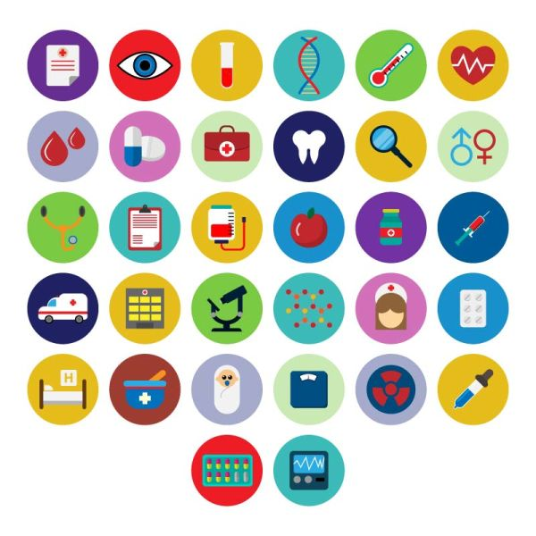 96 free vector icons