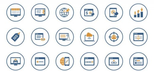 36 free Seo Icons
