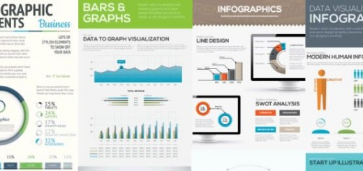 10 free infogrphic templates