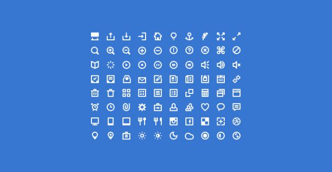 80 free pixel perfect mini icons