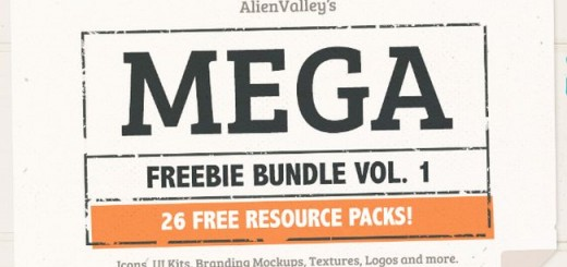 Freebie Bundle from AlienValley