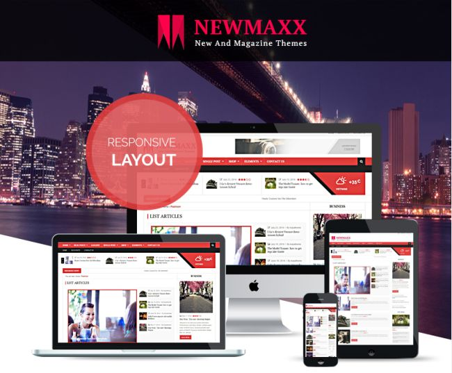 New-Maxx-Free-WordPress-Blog-Theme