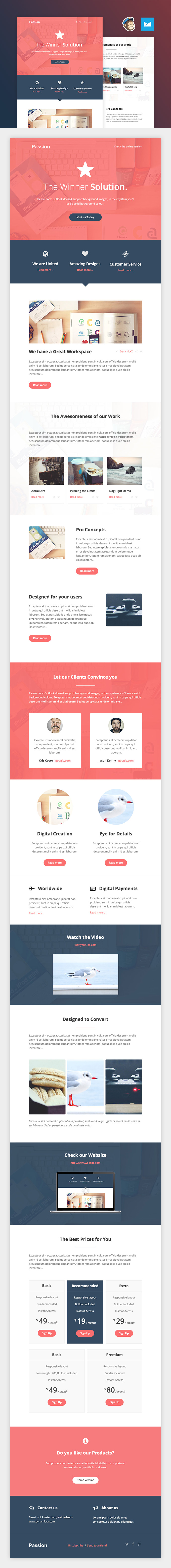 20+ fresh free html, css, psd templates: november 2015 edition.