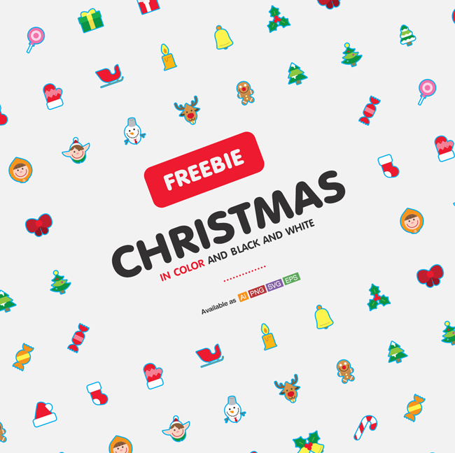 Free-Christmas-Web-Icons