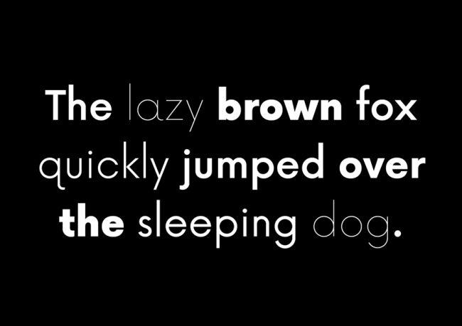 now-typeface