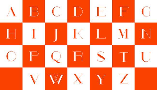 Poste - Free Font