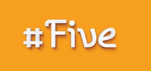 Five-free font