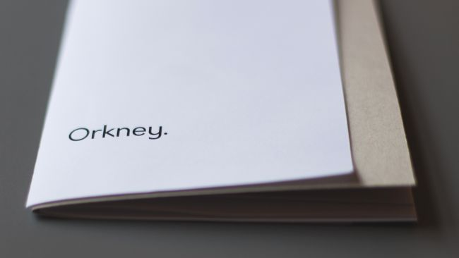 Orkney-Free Font