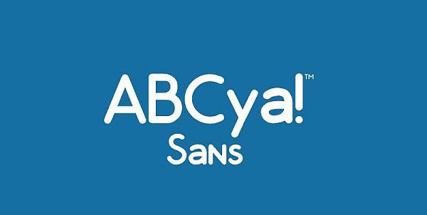 ABCYA SANS FONT