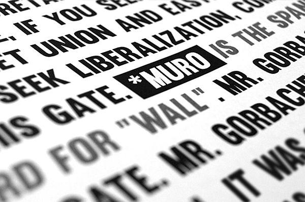 MURO – FREE FONT