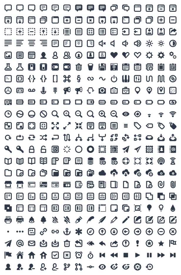 Batch, 300+ Beautiful Minicons